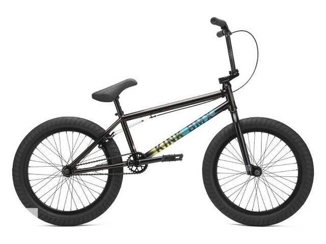 купить бу Велосипед KINK BMX  Whip XL 2021 черный в Львове