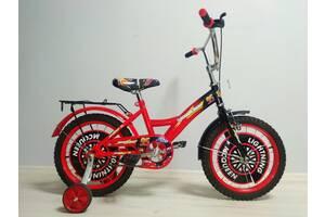 Велосипед McQueen 4-6 лет