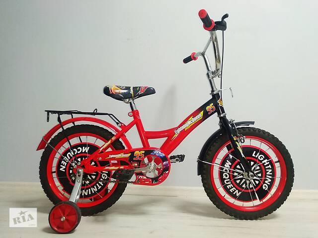 купить бу Велосипед McQueen 4-6 лет в Северодонецке