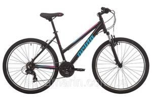"Велосипед Pride Stella 6.1 26"" 2019, Чёрный (XS)"