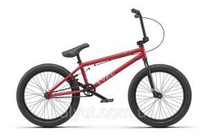 Велосипед Radio BMX EVOL 20.3 matt metallic red 2019