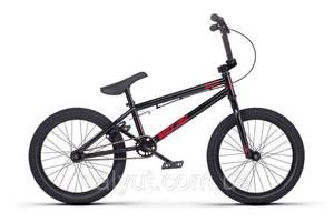 Велосипед Radio BMX REVO 18 black 2019