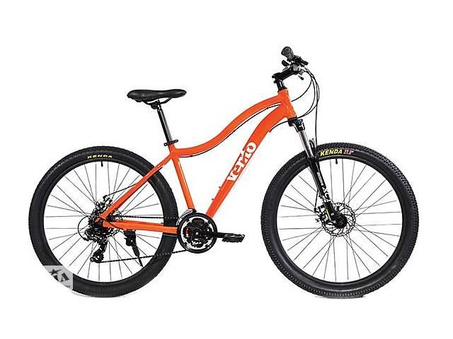 """продам Велосипед Vento Mistral 27.5 2020 15.5"""" Coral Gloss бу в Полтаве"""