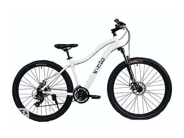 "продам Велосипед Vento Mistral 27.5 2020 15.5"" White Satin бу в Полтаве"