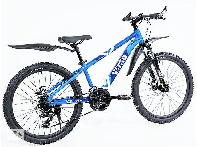 """купить бу Велосипед Vento Storm 24 2020 12.5"""" Blue Gloss в Полтаве"""