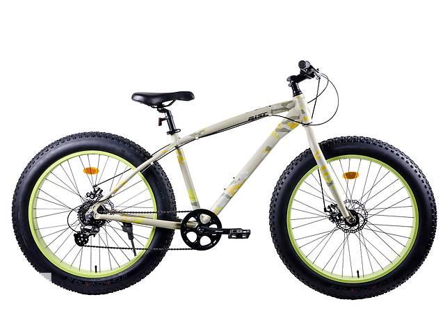 продам Велосипед фэтбайк Aist FBS 26/4.0 (Минск, Беларусь) 8 speed бу в Дубно