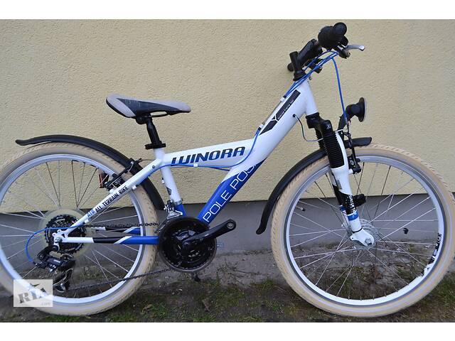 продам Велосипед Winora бу в Турийске