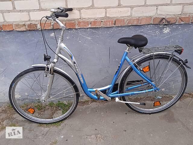 продам Велосипед З Германії HERCULES Алюмінієвий бу в Турійську
