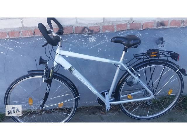 купить бу Велосипед из Германии алюминиевый MCKENZIE в Турийске