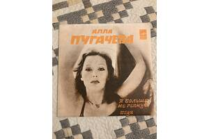 Виниловые пластинки времен СССР