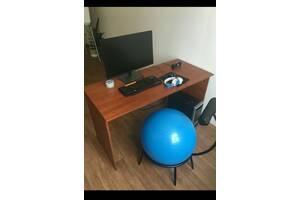 Замените компьютерный стул на фитбол