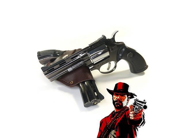 Зажигалка Револьвер с кобурой.- объявление о продаже  в Харькове