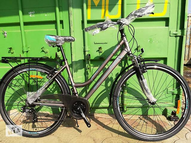 купить бу Женский городской велосипед Crosser City-Life 28  в Беляевке