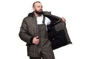 """Зимний костюм для рыбалки """"Оскол"""" Олива Oxford 280den Цена снижена!"""