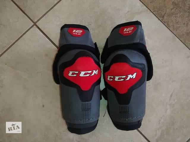 продам Хоккейные налакотники CCM U12 Junior L  бу в Виннице
