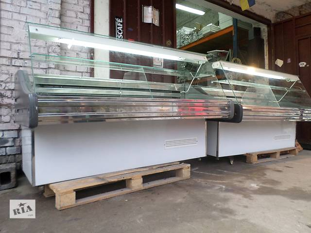продам Холодильная гастрономическая витрина б у бу в Киеве