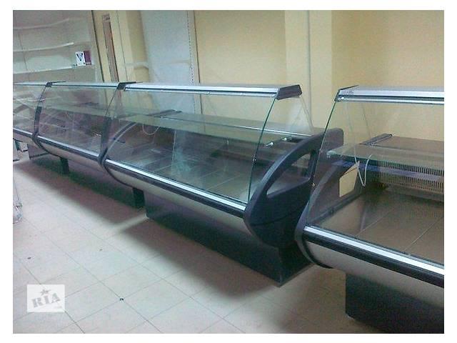 продам Холодильные витрины РОСС бу в Кропивницком (Кировоград)