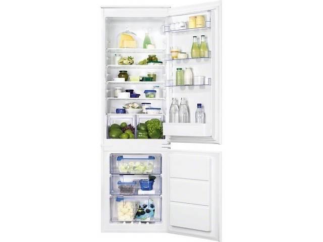 продам Холодильник Zanussi ZBB928651S бу в Киеве