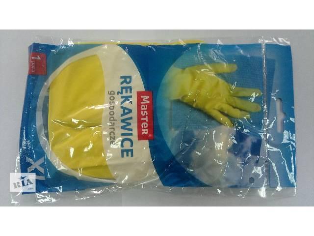 продам Хозяйственные перчатки с внутренним х/б напылением бу в Киеве