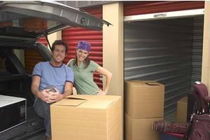 Хранение мебели и вещей на время переезда