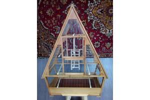 Клітка для птахів «трансформер» (розбірна).