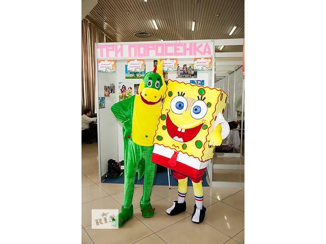 продам Клоуны , аниматоры , ростовые куклы , шоу мыльных пузырей и научное шоу , а так же любимые мультипликационные герои! Вес бу в Одессе