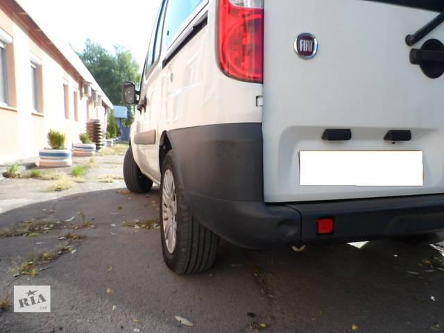 продам Клык заднего бампера Фиат Фіат Добло Fiat Doblо 1.9 Multijet 2005-2009 бу в Ровно