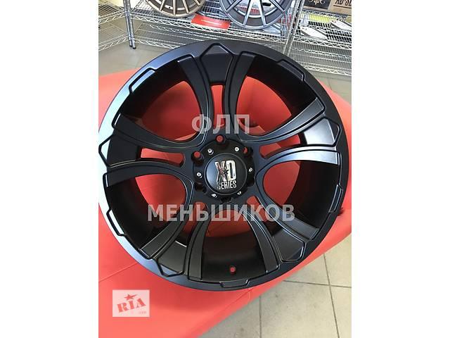 продам KMC XD801 Новые оригинальные диски для FJ Cruiser R20 6x139,7, США бу в Харькове