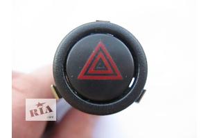 Кнопки аварийки Saab