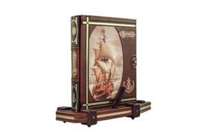 Книга подарочная BST 860018 275х310х45 мм Корабли