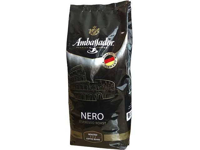 купить бу Кофе в зернах Ambassador Nero 1кг Германия в Запорожье
