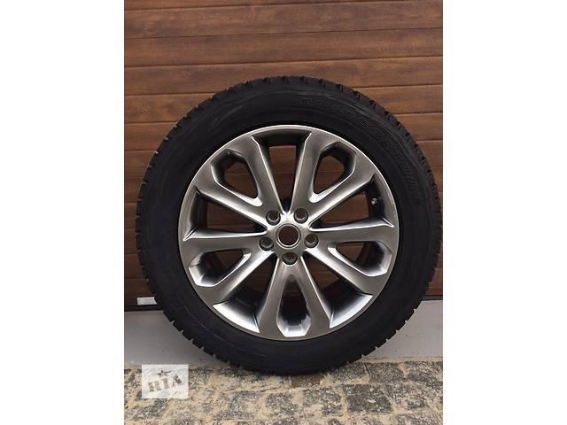 резина с дисками на Range Rover P 255/55 R20 107R Bridgestone- объявление о продаже  в Житомире