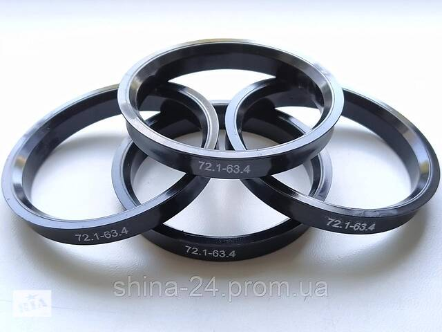 продам Кольцо центровочное 72,1-63,4 (проставочные,центрирующие) Термостойкость 280°c бу в Кременчуге