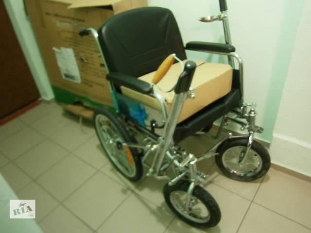 Коляска инвалидная прогулочная КВД 22- объявление о продаже  в Киеве