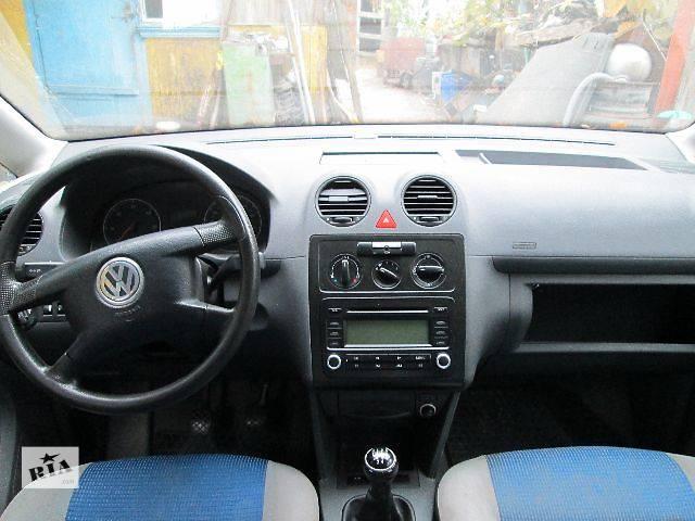 купить бу Компоненты кузова Торпедо/накладка Легковой Volkswagen Caddy в Костополе