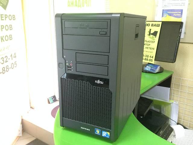купить бу Компьютер: Intel Core 2 Duo E8400 / 4Gb DDR2 / 160Gb HDD в Киеве