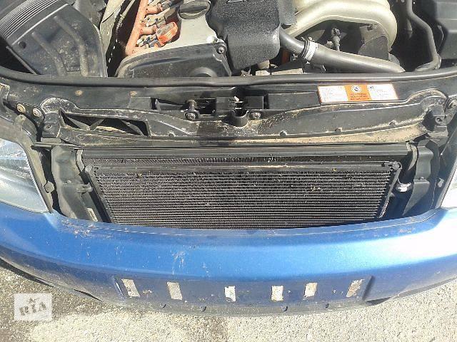 продам Кондиционер, обогреватель, вентиляция Радиатор кондиционера Легковой Audi A4 2003 бу в Запорожье