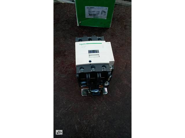 Контактор Schneider Electric LC1D95, 110A