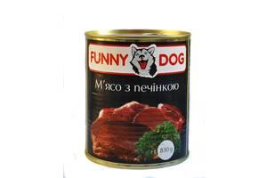 Консервы для собак