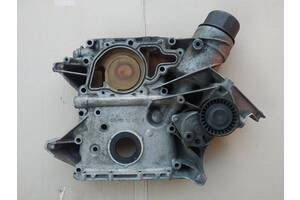 Корпус масляного фильтра (Передняя крышка двигателя) Mercedes Vito 638 1996-2003 2.2CDI R6110150302