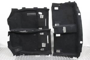 Ковер салона комплект Honda Accord (CV) 2018- 83301TVAA21ZA (41089) 83302TVAA01ZA