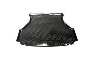 Коврик в багажник для SsangYong Rexton 2006-2018 из Пластика (L.Locker)