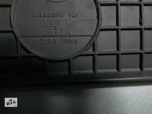 купить бу Коврики резиновые Volkswagen Jetta Golf в Киеве