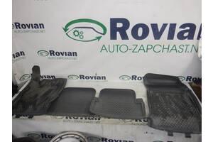 Коврики салона комплект Renault LAGUNA 3 2007-2012 (Рено Лагуна 3), БУ-196092