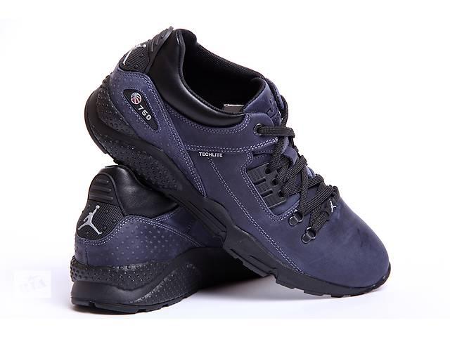 Кожаные мужские кроссовки Jordan Techlite 750- объявление о продаже  в Вознесенске