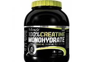 Креатин BioTech 100% Creatine Monohydrate 0.5 kg