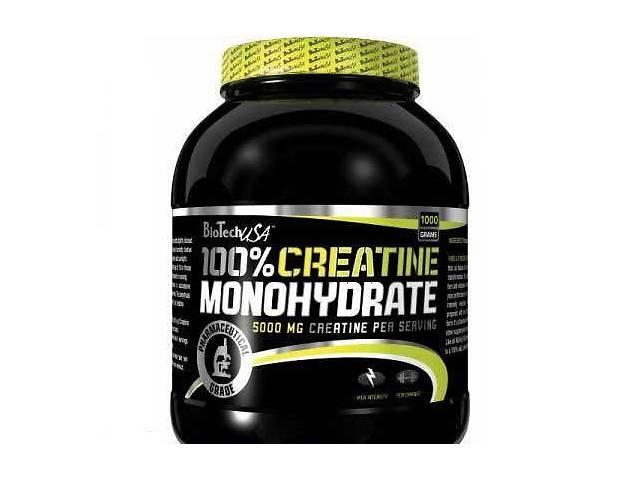 Креатин BioTech 100% Creatine Monohydrate 0.5 kg- объявление о продаже  в Мариуполе