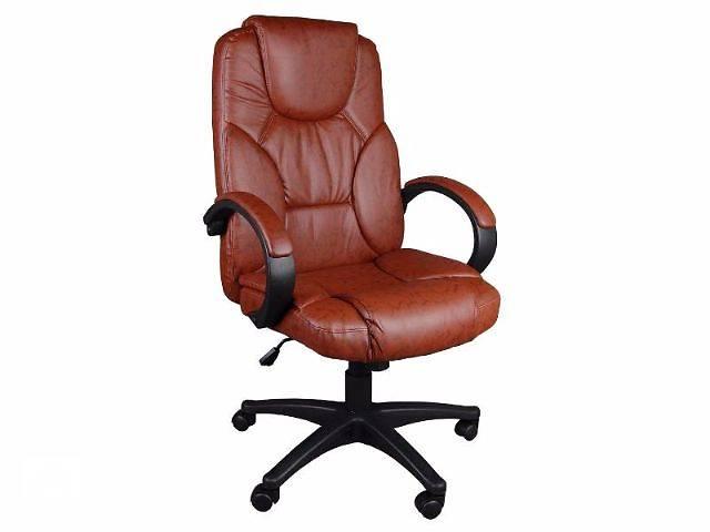 Кресло офисное GlobalPlayers PR003 (коричневый). Новые.- объявление о продаже  в Львове