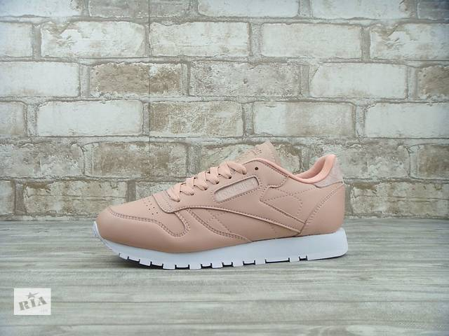9afc2295c15514 Кросівки жіночі Reebok classic рожеві - Жіноче взуття в Києві на RIA.com