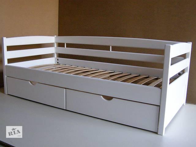 бу Кровать деревянная НОТА в Черкассах